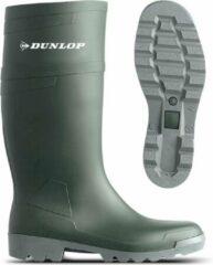 Dunlop W486711 Hobby Knielaars PVC Groen - Maat 43