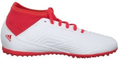 Fußballschuhe Predator Tango 18.3 TF J mit Control-Struktur CP9039 adidas performance FTWWHT/CBLACK/REACOR
