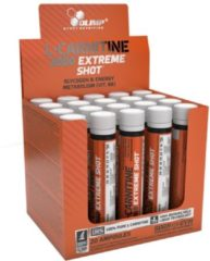 Olimp L-Carnitine Extreme Shot 20ampullen Cherry