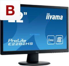"Iiyama ProLite E2282HS-B1 - LED-Monitor - Full HD (1080p) - 55.9 cm (22"")"