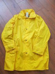 Vlamvertragende regen jas parka Seyntex Aircoatflex geel L