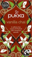 Pukka Org. Teas Vanille chai tea 20 Stuks