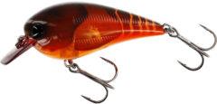 Westin BassBite 1.5 Squarebill - Floating - Fire Craw - 6cm - 13g - Rood
