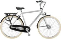 28 Zoll Herren City Fahrrad 7 Gang Hoopfietsen Altec... grau, 57cm