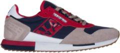 Napapijri Sneakers - Maat 42 - Mannen - navy/beige/rood