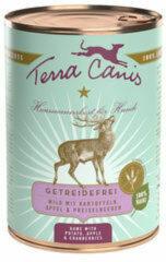Terra Canis Grainfree - Wild met Aardappels - 6 x 400 g