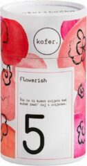 Kofer Verse losse thee Flowerish Bloementhee