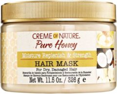 Creme of Nature Pure Honey Moisture Replenish & Strength Mask 340gr