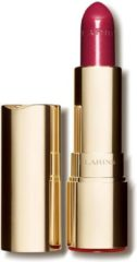 Bruine Clarins Joli Rouge Brillant Lipstick Lippenstift - 762S Pop Pink