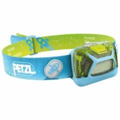 Blauwe Petzl - Tikkid - Hoofdlamp maat One Size blauw