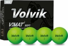 Volvik vimat soft golfbal Lime
