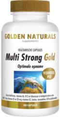 Golden Naturals Multi Strong (180 vegetarische capsules)
