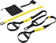 Zwarte Gymrex Sling trainer - 164 cm