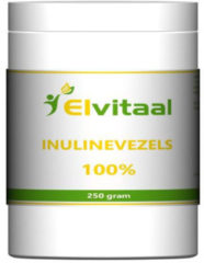 How2BeHealty How2behealthy - Inulinevezels 100% - 250g