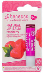 Benecos Natural Vegan Lipbalm - Raspberry 4,8