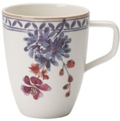 Paarse VILLEROY & BOCH - Artesano Provencal Lavendel - Beker met oor 0,38l