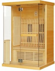 Rode Sanotechnik Infrarood Sauna Luna 125x103 cm 1900W 2 Persoons