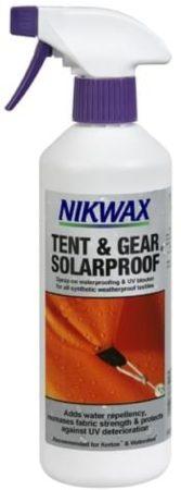 Afbeelding van Witte Nikwax tentonderhoud Tent & Gear Solarproof spray - 500 ml
