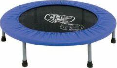 Blauwe Jumpline Mini Trampoline 96 cm - Trampoline