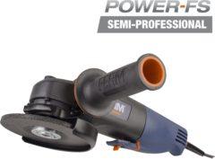 Ferm Haakse slijper AGM1061S (900W - 125mm) Elektrisch handgereedschap