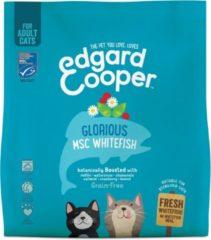 Edgard & Cooper Verse MSC-witvis Brok - Voor volwassen katten - Kattenvoer - 1.75kg