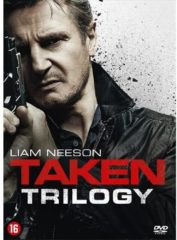 Kolmio Media Taken Trilogy | DVD