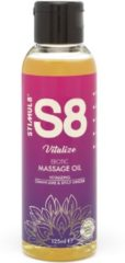 Stimul8 S8 S8 Massage Oil 125ml