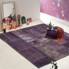 Paarse Webkarpet Vintage Vloerkleed Antique Handgeknoopt Purple | 170 x 230 cm