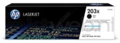 HP 203X CF540X Tonercassette Zwart 3200 bladzijden Origineel Tonercassette