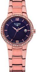 Elysee Dameshorloge EL.33047 All stainless Rose goud