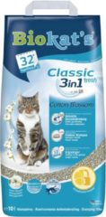 Biokat's Classic Fresh Cotton Blossom - Kattenbakvulling - 10 l