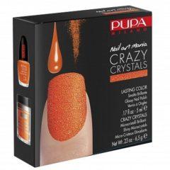 Oranje Pupa Milano Nagellak Pupa Milano Nailart Crystals Nailart Crazy