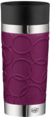 Alfi Isolierbecher ISOMUG PLUS SOFT, 0,35 Liter, cool cassis