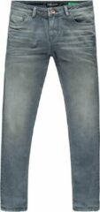 Blauwe Cars Jeans Heren Jeans Blast London Magnette - Kleur: Grey Blue - Maat: 28/32