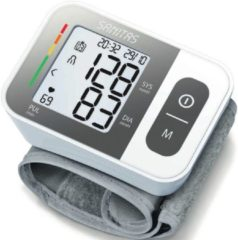 Grijze Sanitas SBC 15 Pols bloeddrukmeter
