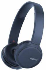 Sony WH-CH510 - Bluetooth koptelefoon met 35 uur accu - Blauw