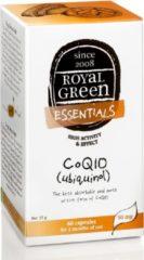 Royal Green Royal groen Co Q10 ubiquinol 60 Capsules