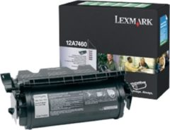 LEXMARK T63X tonercartridge zwart standard capacity 5.000 pagina s 1-pack return program