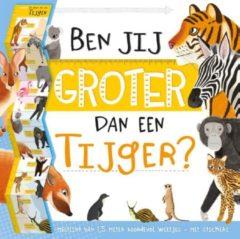 Massamarkt Rebo Ben jij groter dan een tijger?