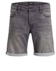 Jack & Jones Jack and Jones Short Jeans 12148014 Grijs