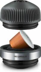 Zwarte Wacaco Nanopresso NS adapter