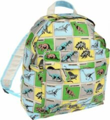 Blauwe Grote rugzak van Rex London Dinosaurus Prehistoric Land Backpack