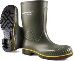 Groene Dunlop Acifort Heavy Duty O Kuitlaars mt 43