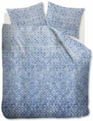 Kardol Affection - Dekbedovertrek - Extra breed - 260x200/220 cm - Blauw