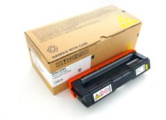 Ricoh SP C310HE toner geel high capacity 6.000 pagina's 1-pack