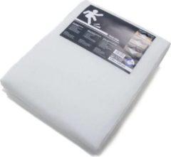 Witte Lalee Anti-slip mat vloerkleed - 110x160cm