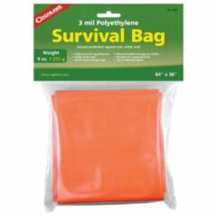 Coghlans - Survival Bag - Bivakzak oranje