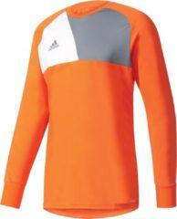Cawila Adidas Assita 17 GK Jersey Keepersshirt Heren Sportshirt - Maat S - Mannen - oranje/grijs/wit