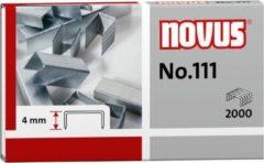 Zilveren Novus Nietjes Nr. 111 2000 Nietjes