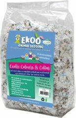 8x Ekoo Exotic Colours en Cotton 3 ltr